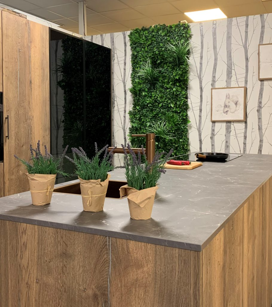 Showroom-Wandmat-Jungle