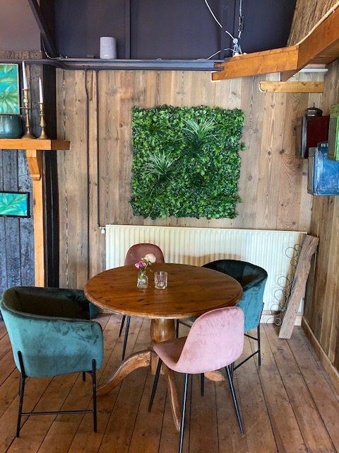 Jungle-Wandmat-Kunststof