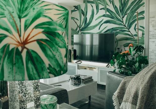 Groen-interieur-kunsthaag